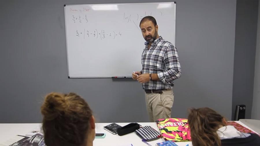 Academia Refuerzo Bachillerato ESO Moncloa